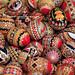 traditional easter eggs - bucovina by Bazalai