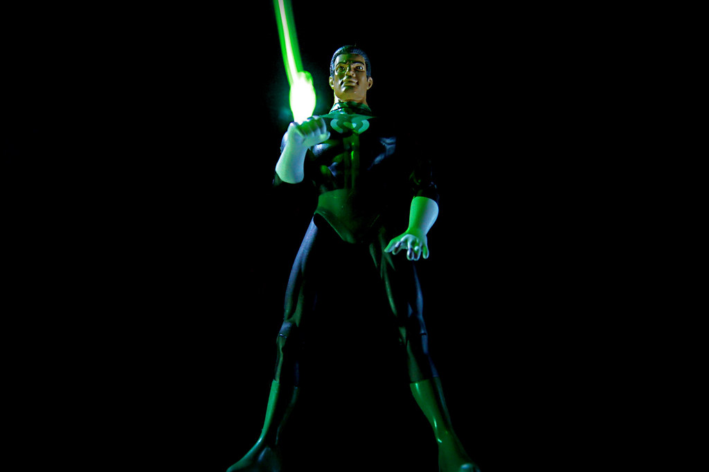 G Is For Green Lantern John Stewart