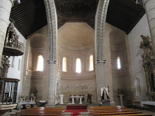 Iglesia de Nuestra Señora de la Concepción - Cabecera