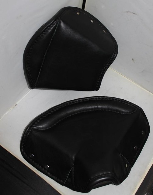 Old Motorcycle Seats : Vintage motorcycle saddle seat covers flickr photo