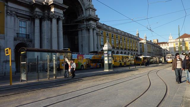 246 - Praça do Comercio
