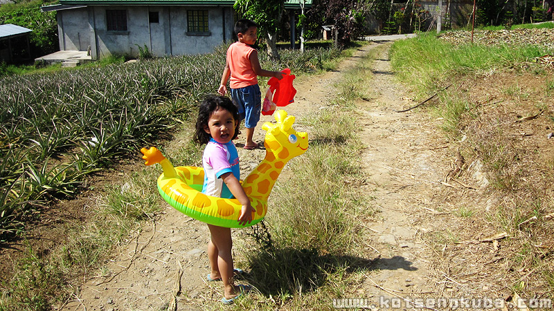 Piña Colina, Tagaytay City