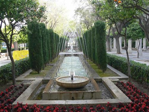 Alta mar s 39 hort del rei jardines for Calle jardin de la reina granada