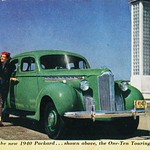 1940 Packard One-Ten 4-Dr. Touring Sedan