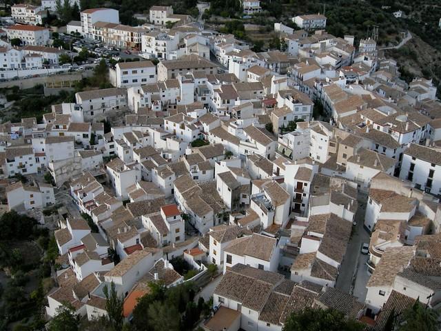 Pueblo de Castril de la Peña