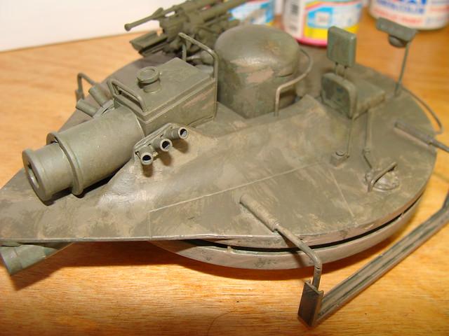 Maschinen Krieger (Ma.K) SF3D Tornado (1/35 scale model scratchbuild)
