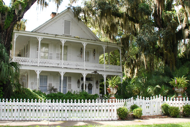 Old Southern Home Flickr Photo Sharing