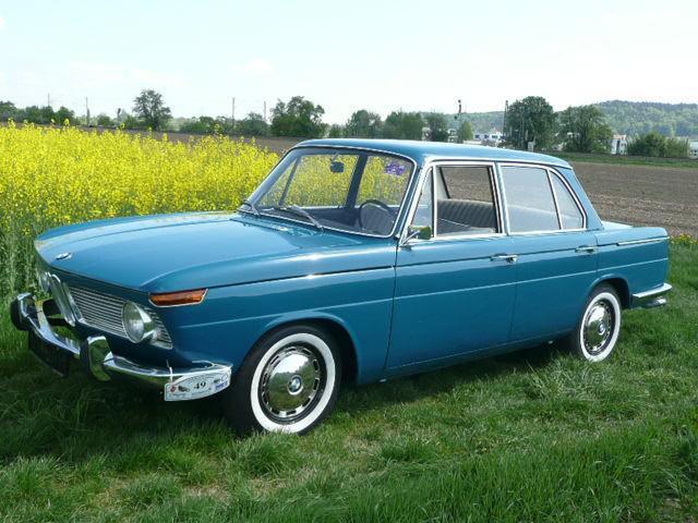 BMW 1500 1964