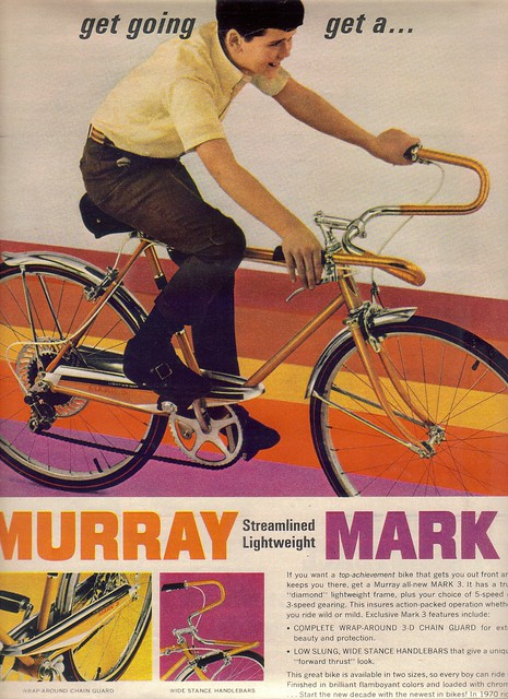 1970 Murray Mark 3 Bicycle