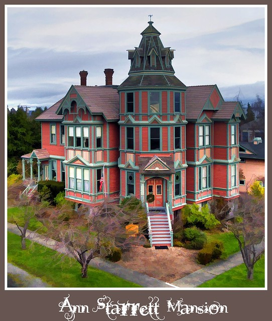 Ann Starrett Mansion Flickr Photo Sharing