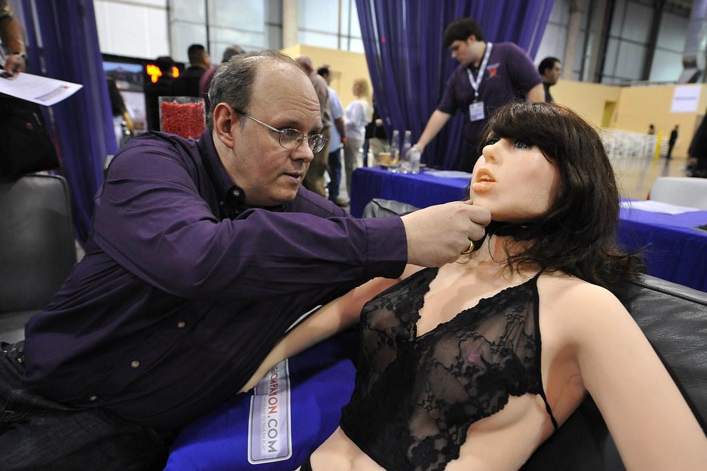 ROXXXY - Sex robot