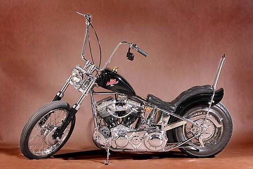 Harley Davidson PAN HEAD 1950