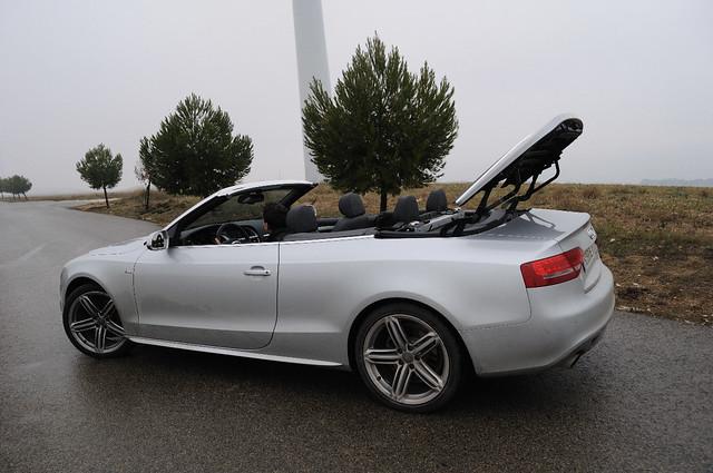 Audi A5 cabrio 2.0 TFSI 211 CV prueba para Autoblog