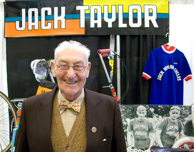 Ken Taylor of Jack Taylor Bicycles