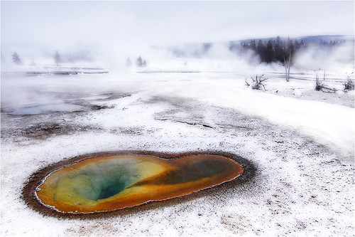 The Eye of Yellowstone