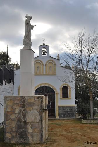 ERMITA VIRGEN DEL ROSARIO (Castil de Campos)