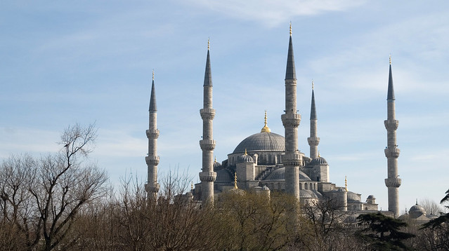 Istanbul by Flickr CC Surreal Name Given
