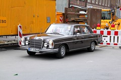 convertible(0.0), automobile(1.0), automotive exterior(1.0), vehicle(1.0), mercedes-benz w108(1.0), mercedes-benz w114(1.0), mercedes-benz(1.0), compact car(1.0), mercedes-benz w111(1.0), antique car(1.0), sedan(1.0), classic car(1.0), vintage car(1.0), land vehicle(1.0), luxury vehicle(1.0), motor vehicle(1.0), classic(1.0),