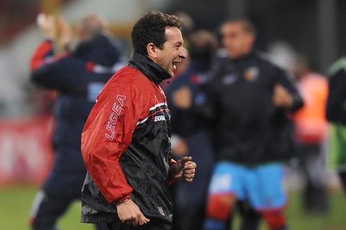 Ciliegina rossazzurra sulla torta di Pulvirenti, vittoria sul Parma che vale l'Europa$