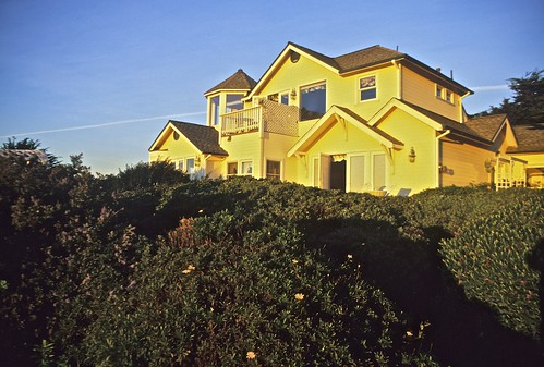 Mendocino Bed and Breakfast House