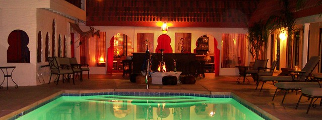 El Morocco Inn & Spa, a Desert Hot Springs CA bed and breakfast