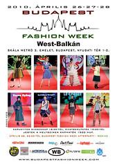 2010. április 7. 19:12 - Budapest Fashion Week 2010 - Tavasz