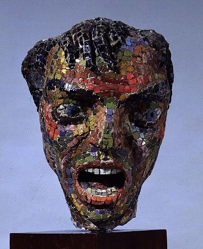 Basaldella, Mirko (1910-1969) - 1944 Fury (Private Collection)