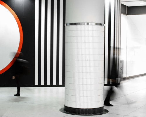 Crossing Lines - Eaton Centre, Toronto