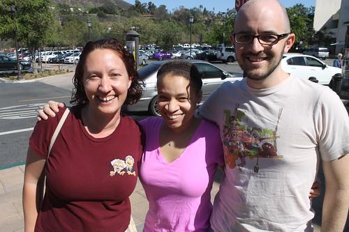 Melissa, Eli, and Me