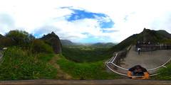 Nu'uanu Pali Lookout - a 360 degree Equirectangular VR