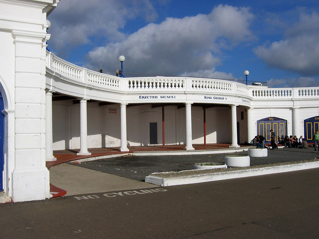 The De La Warr pavilion, Bexhill
