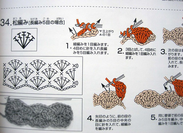 Japanese Crochet Diagrams http://www.flickr.com/photos/feltcafe/4127360952/