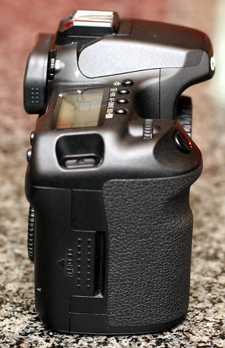 right side view   canon eos 50d dslr body for sale
