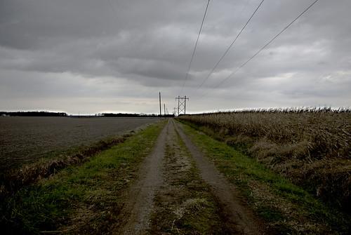 landscape illinois pentax farm il lane land hdr km potofgold dramtic mascoutah k2000
