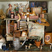 1:12 Scale Dollhouse Miniature Remington the Horticulturist