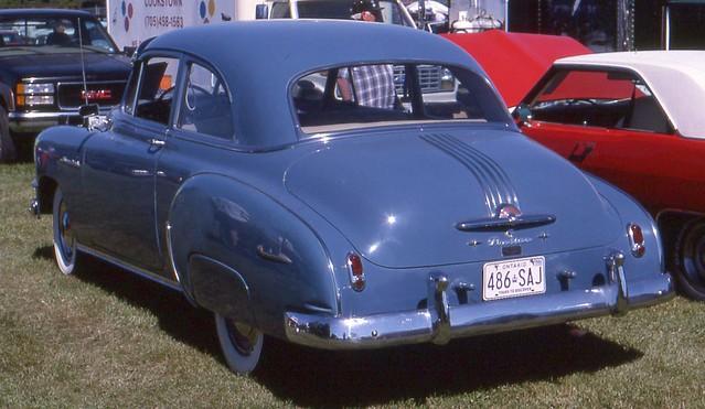 Flickriver photoset 39 pontiac canadian 50 54 39 by carphoto for 1950 pontiac 2 door