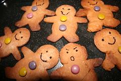 Gingerbread gang