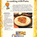 Vintage Ad #1.028: A light approach to cooking with Pasta