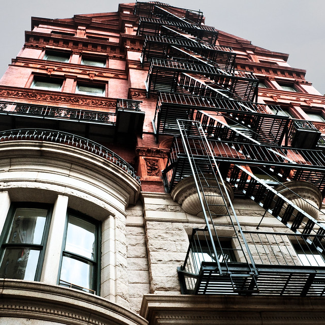 The Montague (1885), 105 Montague Street, Brooklyn Heights, New York