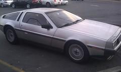 automobile, vehicle, performance car, delorean dmc-12, land vehicle, luxury vehicle, coupã©, sports car,