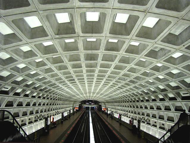 Estación de metro de Washington