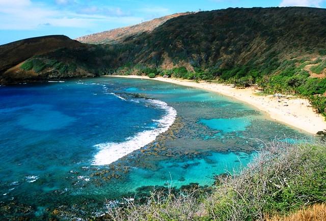 Hanauma bay oahu hawaii flickr photo sharing for Fishing spots oahu