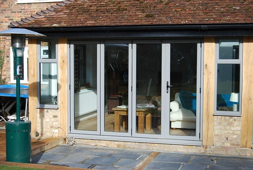 Bi Folding Patio Doors 500 x 336