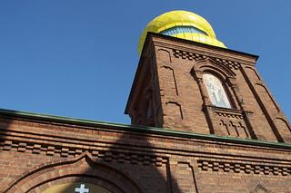 Imageof Kauno Šv. Nikolajaus Stebukladario cerkvė. lithuania 2010 kaunas žaliakalnis