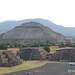Pirámide del Sol. Teotihuacan