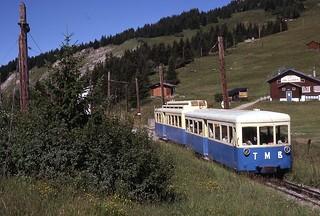Tramways du Mont-Blanc  (France)