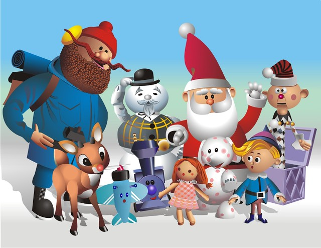 island of misfit toys wallpaper - photo #13