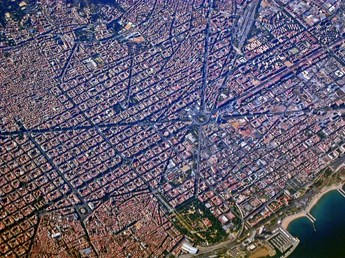 Barcelona from the Air 04