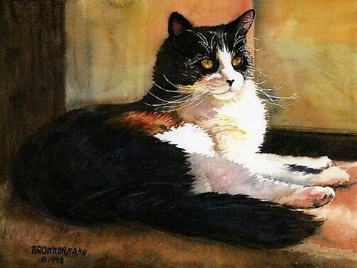 Le chat dans l\'art - a gallery on Flickr