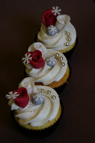 Christmas Celebration Cuppies